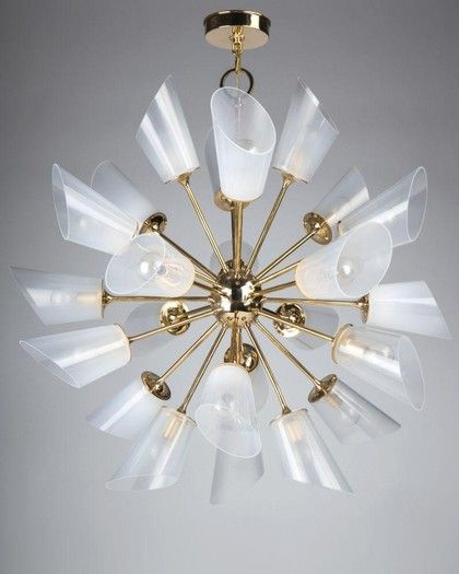 Vesta 24 Chandelier Hl3000 24 Remains Com 15 000 With