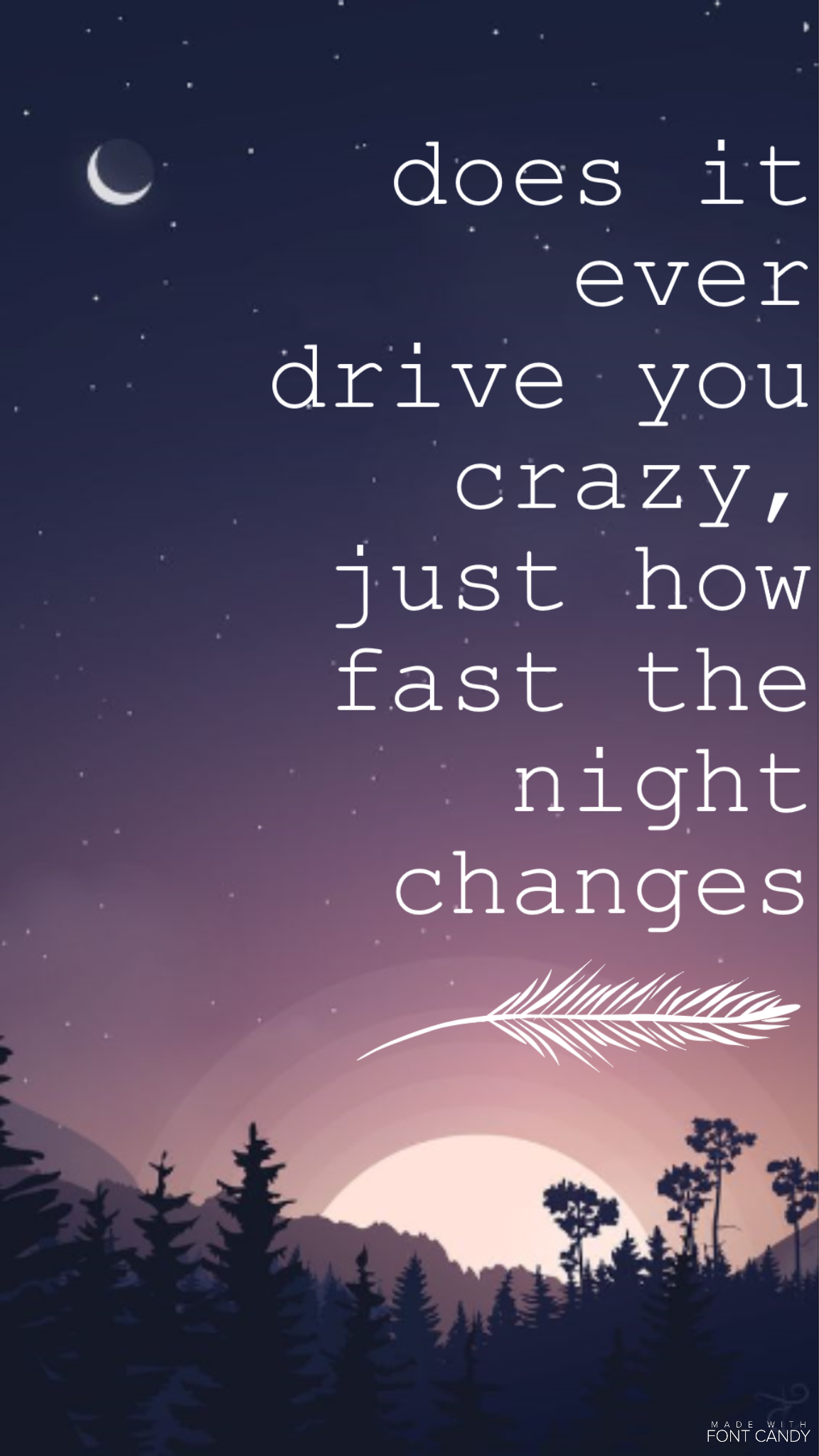 Night Changes Onedirection In 2019 Wallpaper Iphone