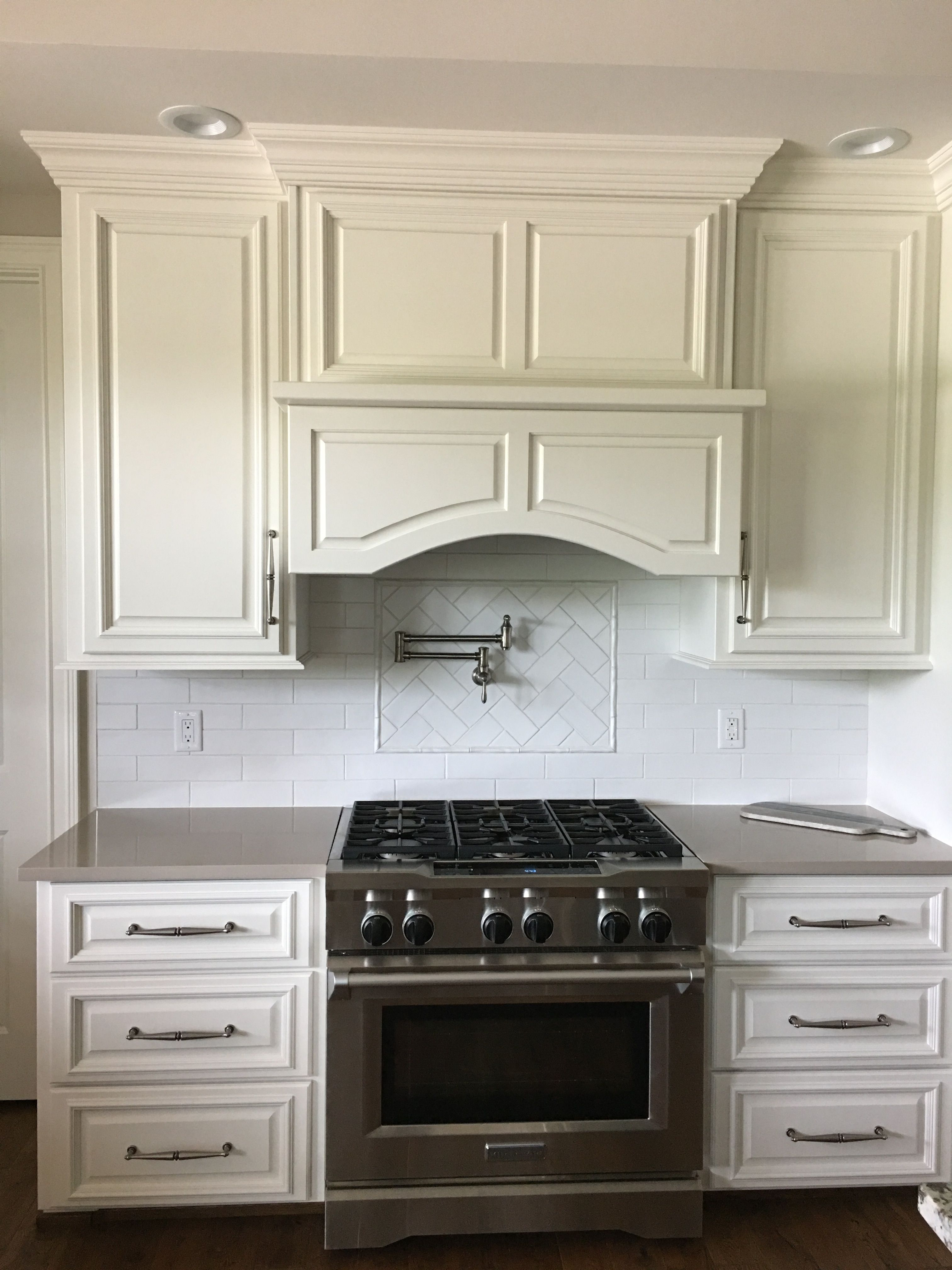 Cabinets In Sw Alabaster Wall And Ceiling In Sw Accessible Beige