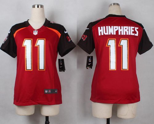 9de2dbc21 ... Nike Buccaneers Adam Humphries Red Team Color Womens Stitched NFL New  Elite Jersey Mens NFL Tampa Bay ...