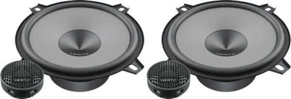 Hertz Uno K130 Component Speaker Set 5.25 (13cm) - Car Audio Stuff ltd