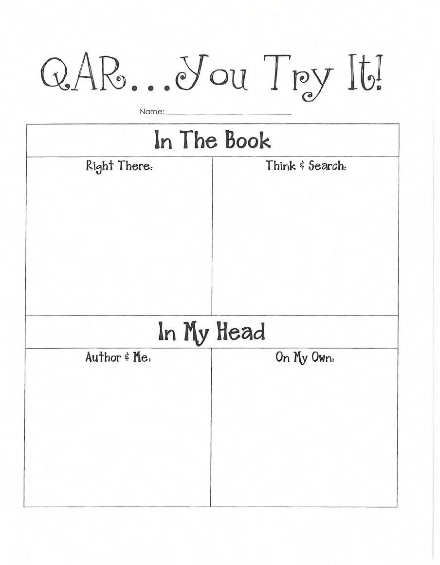 Qar Handouts Scribd Active Reading Strategies Reading Strategies Teaching Comprehension