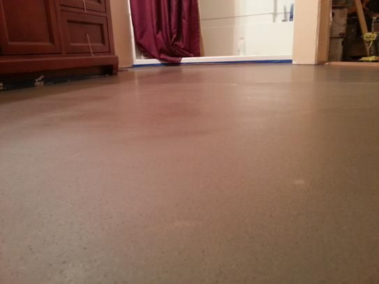 Self Leveling Cement Offers A Perfectly Flat Surface For All Floor