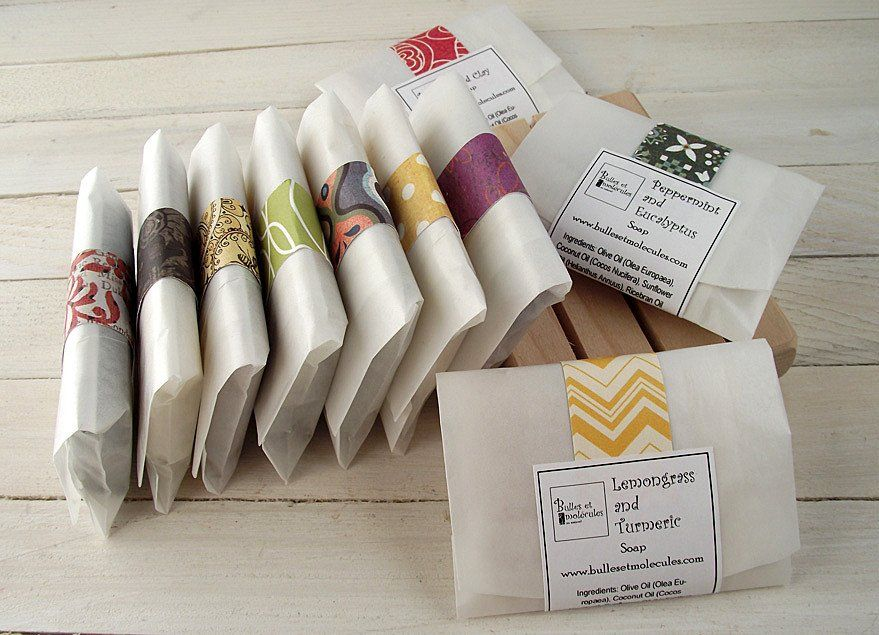 To Packaging Homemade Soap Label Examples Of Different