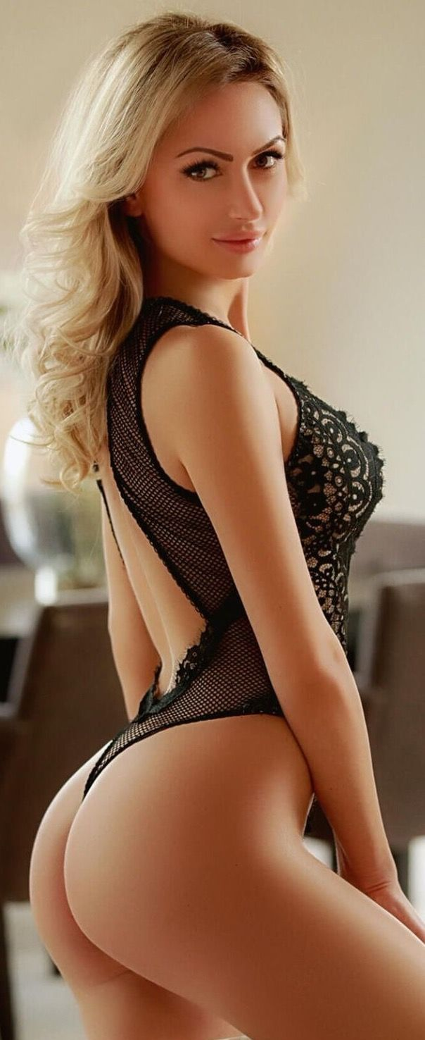 Does Hot blonde girls in lingerie interesting