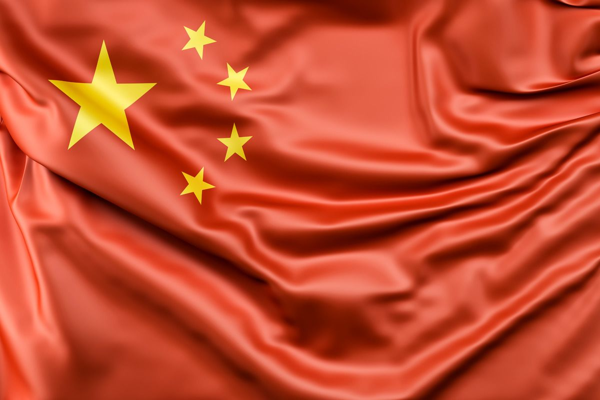 Flag Of China Flag Photo Global Map