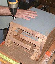 Build A Bat Box Bat Box Bird House Kits Build A Bat House