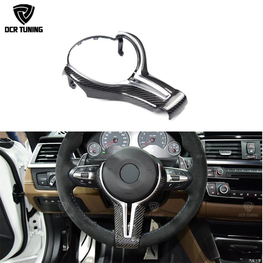 For BMW M2 M3 M4 M5 M6 X5M X6M Carbon Fiber Steering Wheel