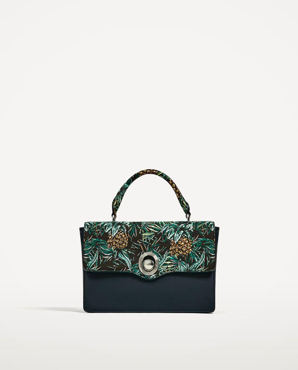e28ef495fa81c Typu City Bags I Bags Wymienną Bag Torebka Z Zara Klapą aPq54