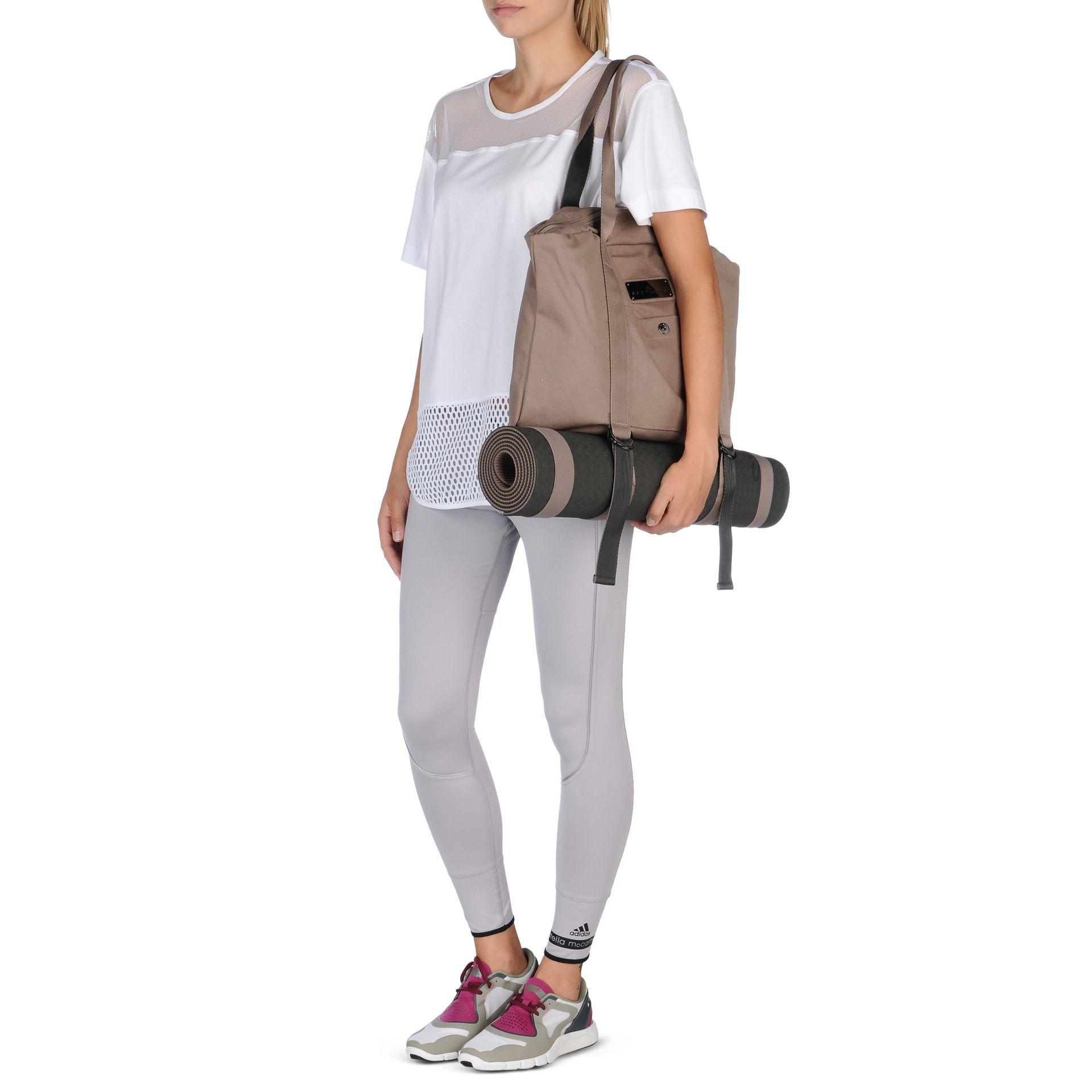 Yoga Bag - ADIDAS BY STELLA MCCARTNEY   أشغال يدويه مع شمس محمد على ... 67557c7d97