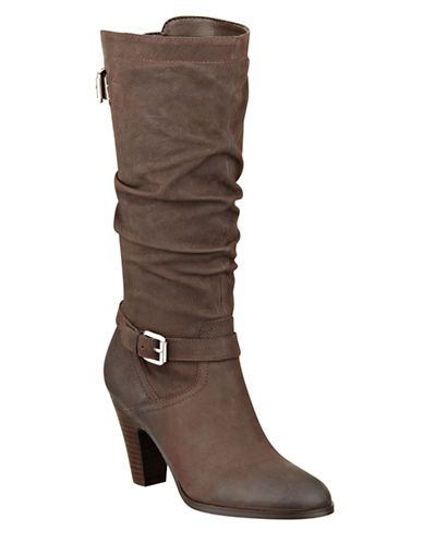 Magy Leather High-Shaft Boots | Lord and Taylor