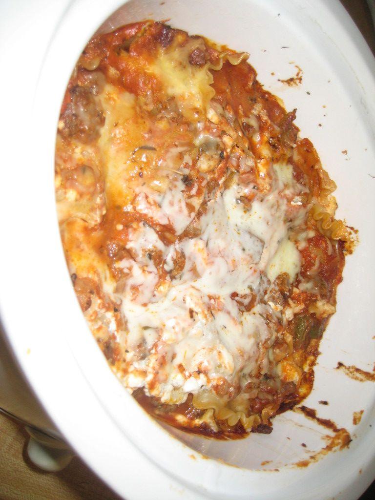 Crock Pot Lasagna Recipe Food Network