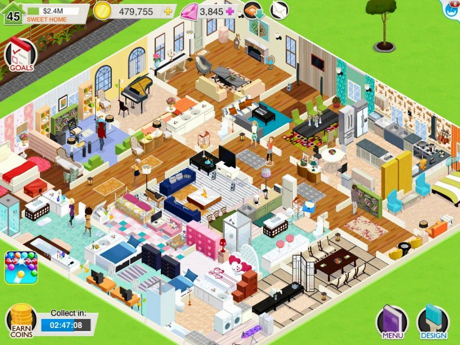 Games Home Design Game Ideas Creative Build For And Landscaping