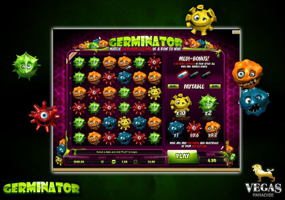 Nasty Slots Games