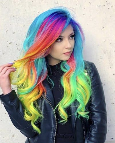 10 Refreshing Shades of Spring Hair Color ・2020 Ul