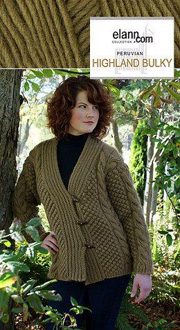 Vogue Knitting Neutral Territory Cardigan Free Crochet Knitting