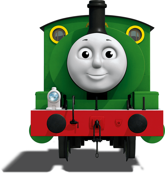 Meet The Thomas Friends Engines