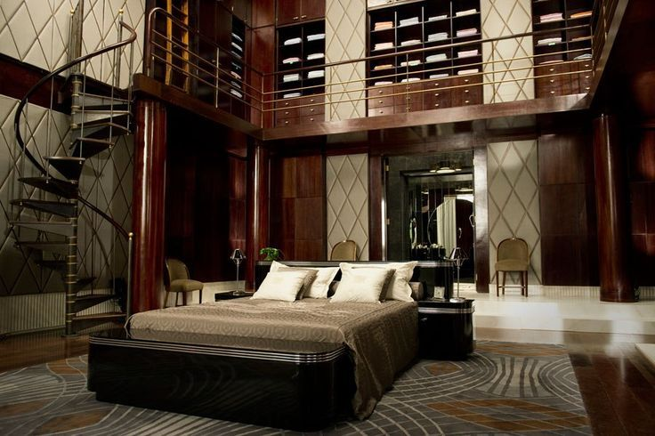 two-story master bedroom - Google Search | Home Design: Multi ...