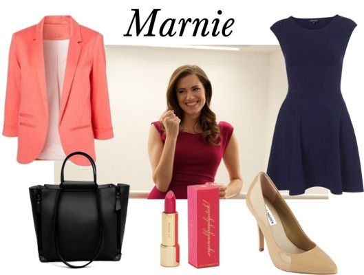 HBO Girls Style: Marnie