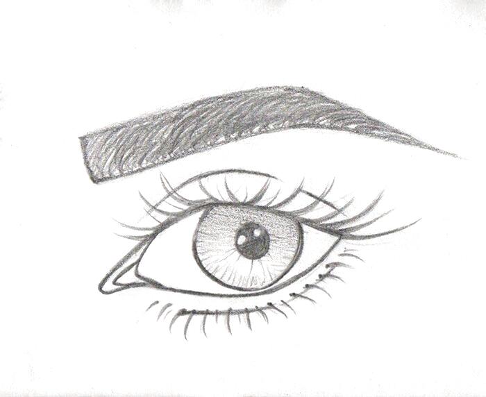 Pin Von Joanawerner Auf Aquarell Ausmalbilder Skizzen Zeichnung Augen