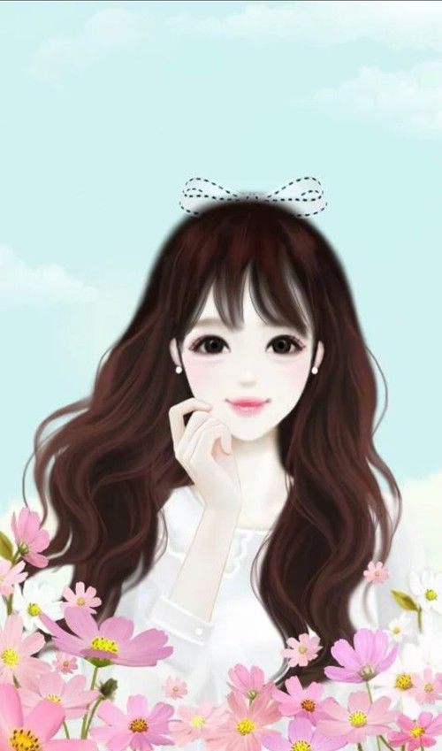 Most Popular Tags For This Image Include Enakei Girl Kawaii Korean And Cute Girl Wallpaper Cute Art Art Girl
