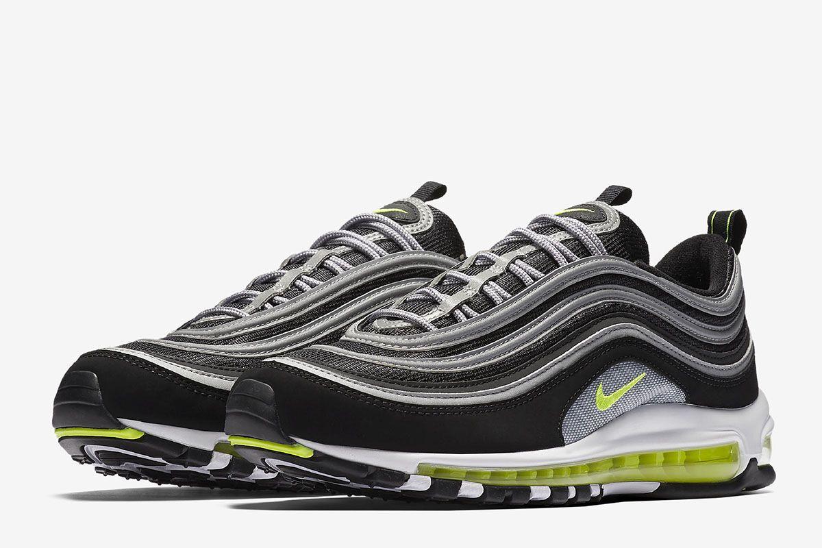 Nike Air Max 97 Og Black Volt Og Eukicks Sneaker Magazine