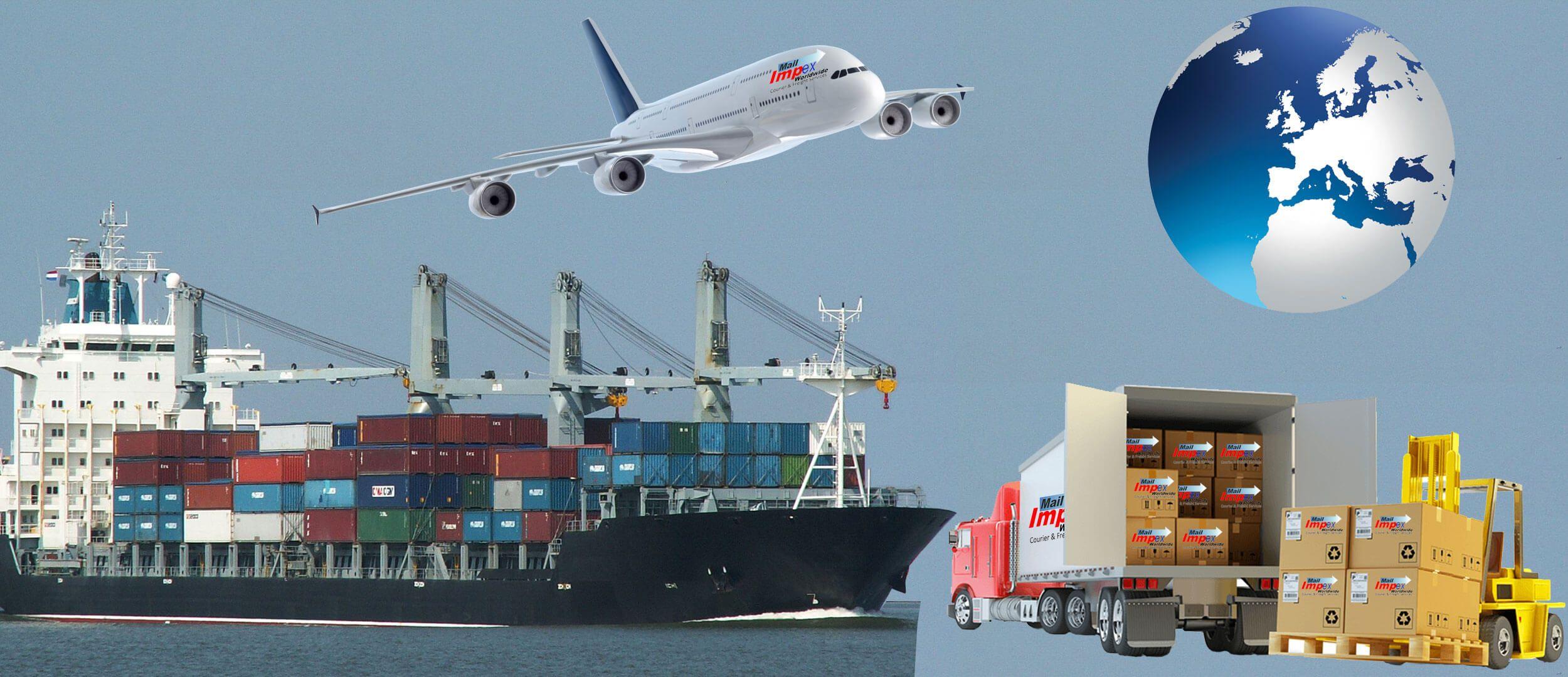 Freight Forwarder Los Angeles Freight Forwarding