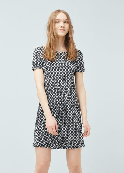 0e6d9fe57b Guipure dress - Woman