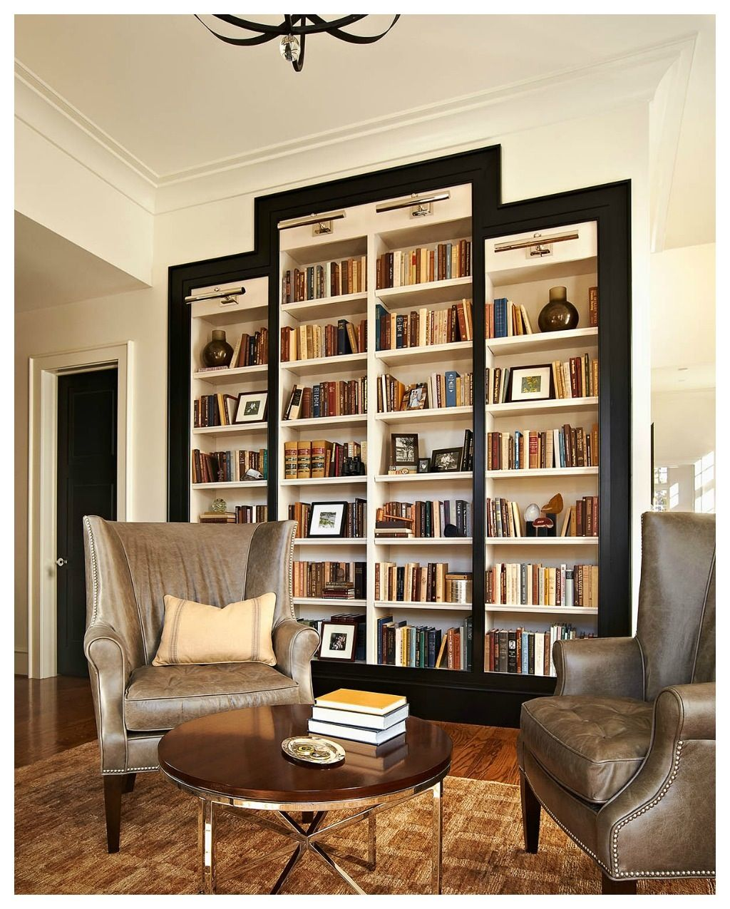 Fresh Home Com Home Library Small Reading Nook But Tasteful Favorite