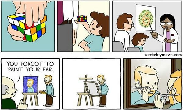 These 24 Comics Are Incredibly Twisted But So Brilliant - 9GAG