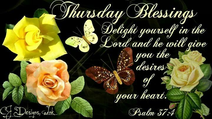 Image result for thursday blessings with verses