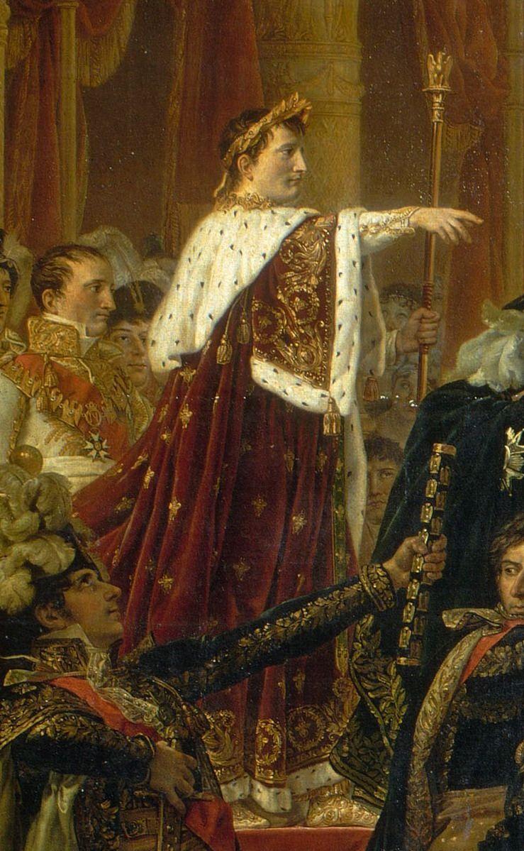 Serment De L Armee Fait A L Empereur Apres La Distribution Des Aigles Detail 5 Decembre 1804 Tableau Realise Napoleon Western Paintings Historical Art