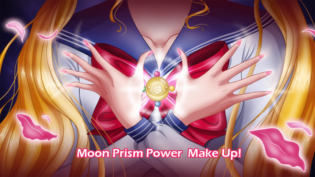 Moon Prism Power! by DimitriKJr.deviantart.com on @DeviantArt