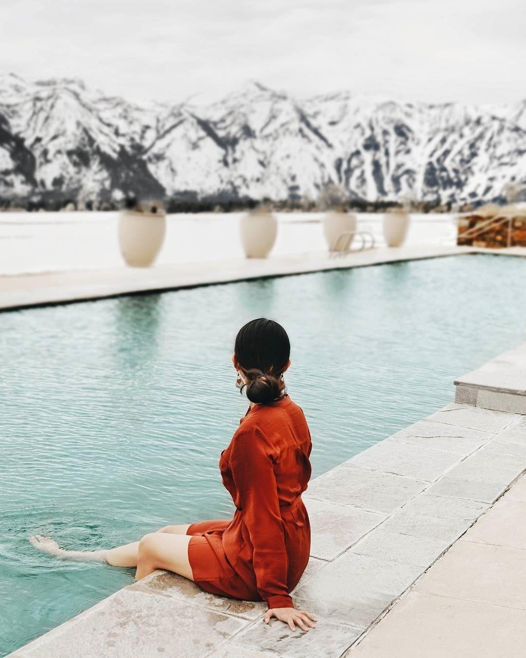 April Pools! Follow: @luxuryhotelpix -