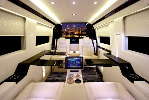 Live In Luxury Private Jet Interior Vliegtuig