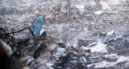 中国人「世界を感動させた日本の僧侶の写真を見てみよう」 » じゃぽにか反応帳