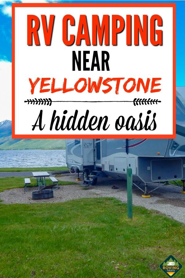 RV Camping near Yellowstone National Park