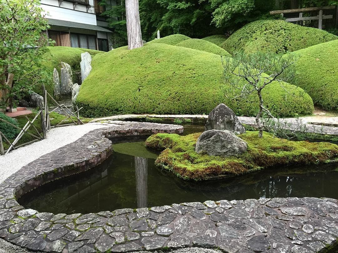 Zen rock garden Portland Oregon | Rod | Flickr