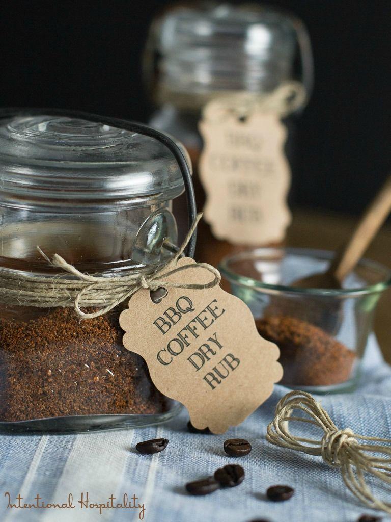 BBQ Coffee Dry Rub For Grilling Recipe Dry rub recipes