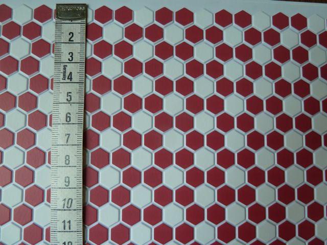 Pvc Boden Rot Wohnkultur Fliesen PVC Monicas ...