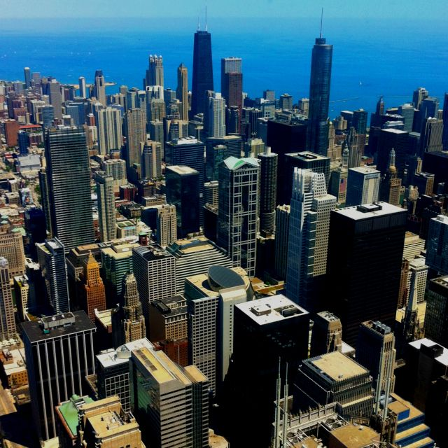 Chicago. Can't Count How Many Times I Visited This Awesome