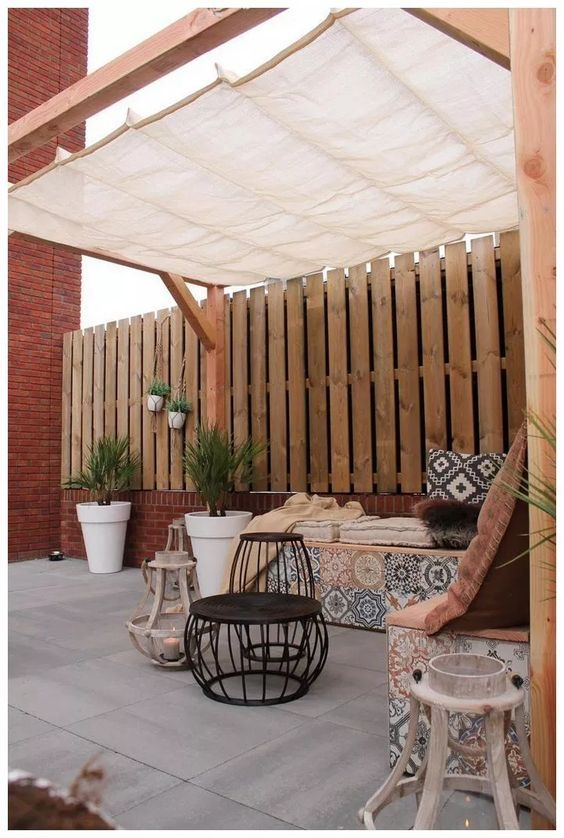 Beautiful Backyard Canopy Ideas for Your Backyard