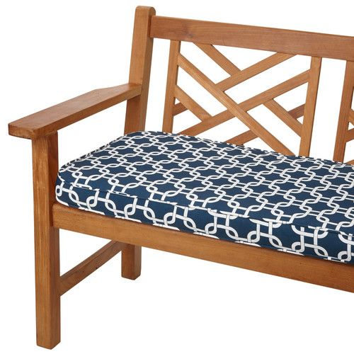Found it at Wayfair - Carly Outdoor Bench Cushion Bench cushions