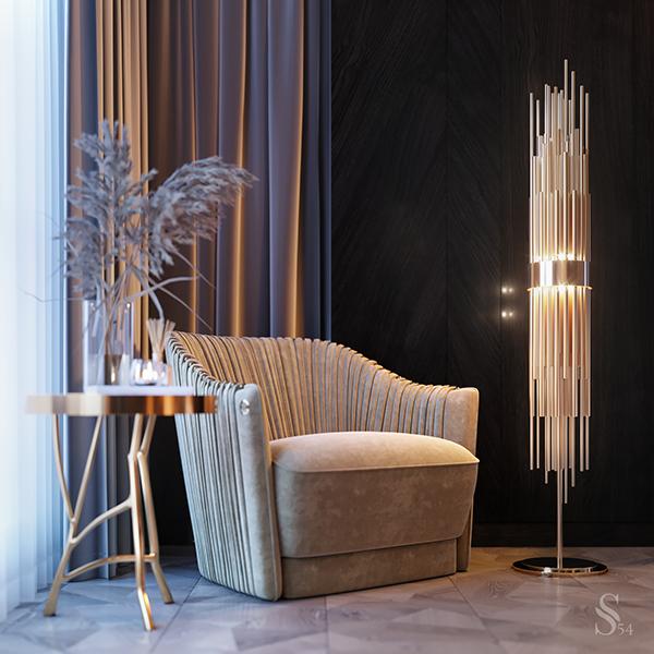 Apartment In Kiev House Interior Stylish Home Decor Interior