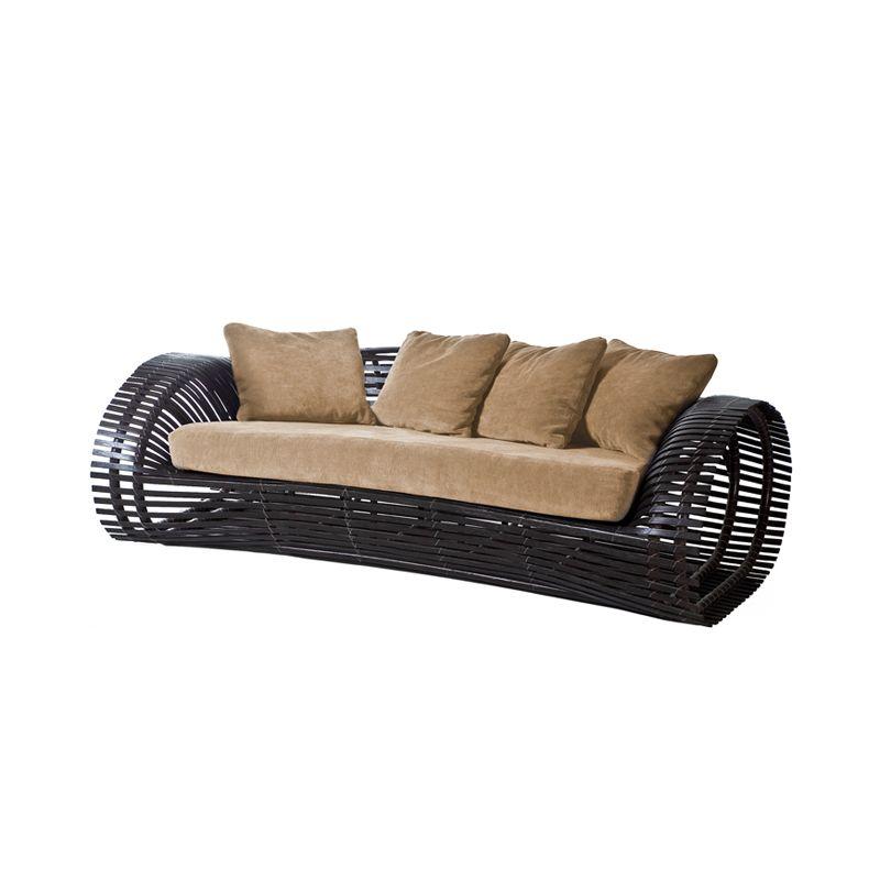 Kenneth Cobonpue Lolah Sofa Furniture Mobiliário Pinterest - Balou Rattan Mobel Kenneth Cobonpue