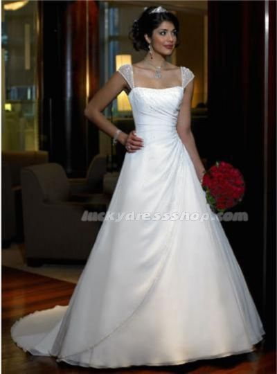 Simple Church Wedding Dresses