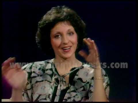 Andrea Martin City Lights Interview (SCTV) 1977 YouTube