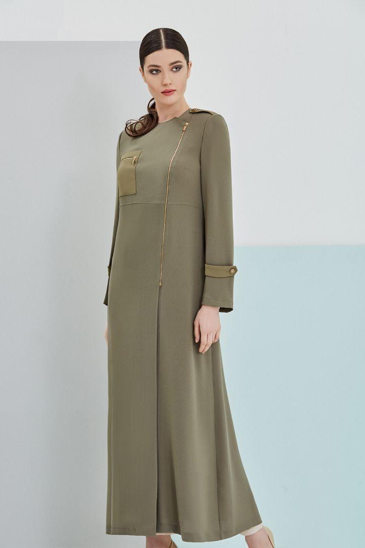 Olcay Bayan Giyim Kaban Manto Pardesu Trenckot Tesettur Kaban Modelleri 2020 Tesettur Mont Modelleri 2020 Giyim Islami Giyim Moda Kadin