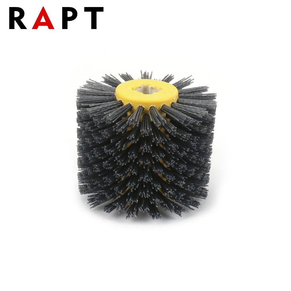 """10Pcs 4/"""" Nylon Fiber Flap Polishing Wheel Disc Rotary Tool for Polishing 240#"""
