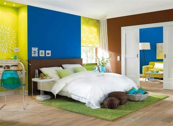 Combinacion De Colores Para Dormitorio Matrim Colores Para Dormitorios Matrimoniales Colores Para Dormitorio Decoracion De Interiores Dormitorios Matrimoniales